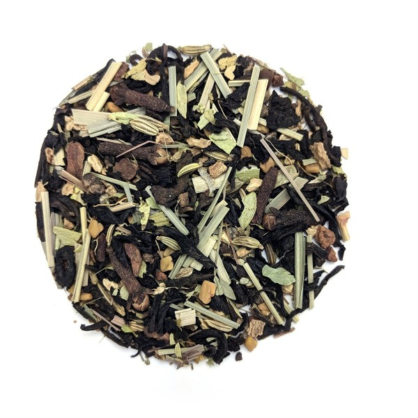 Fall Detox Day Blend Pu'erh Tea - 10lb Bag