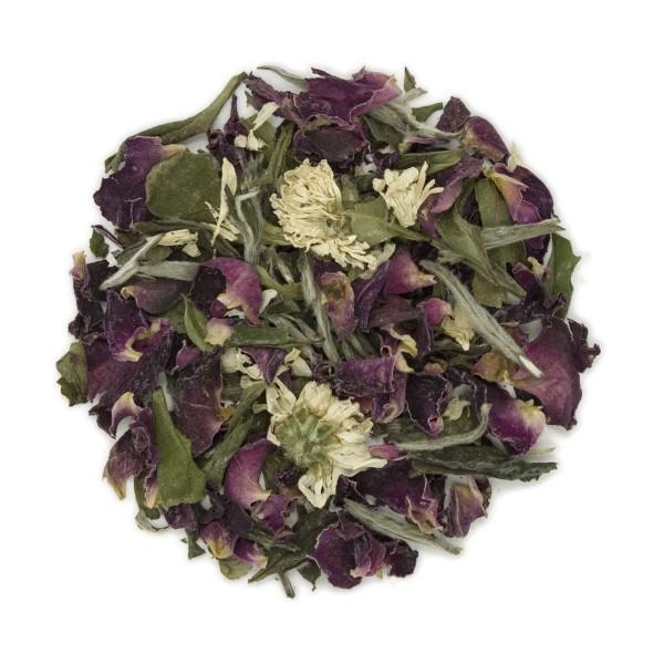White Rose Organic White Tea - 3 x 3oz Bag