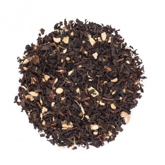 Apricot Ginger Black Tea - Dry Leaf