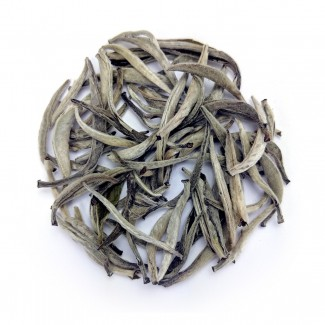 Bai_Hao_Silver_Needle_Organic_White_Tea_Dry_Leaf | Teas_Etc