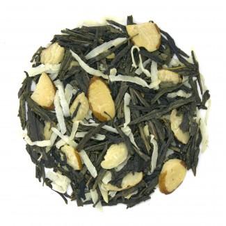 Coconut Almond Green Tea