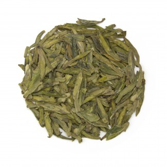 Dragon Well 2016 Pre-Qing Ming Green Tea Dry Leaf