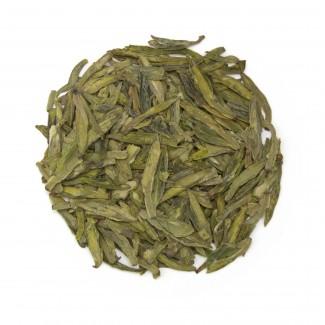 Dragon Well 2016 Pre-Qing Ming Green Tea Dry Leaf