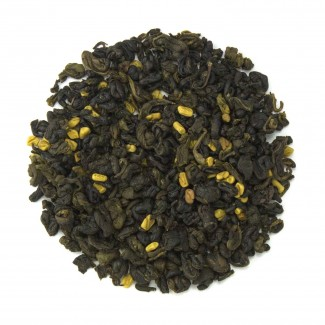 Canadian Maple Green Tea