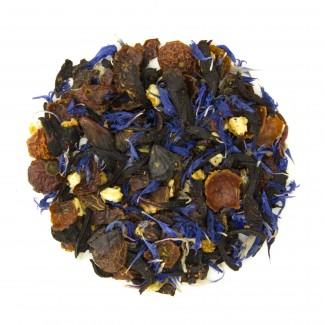 Mountain Berry Herbal Blend Dry Leaf