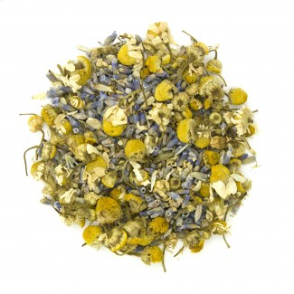 Chamomile Lavender Organic Herbal Tea Dry Blend