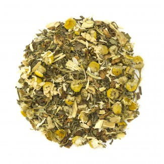 Cold Comfort Organic Herbal Tea Dry Blend
