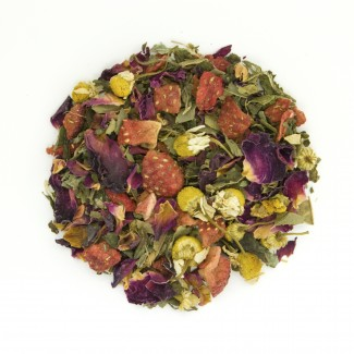 Organic Relaxation Herbal Blend Dry Leaf