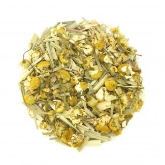 Chamomile Lemongrass Organic Herbal Tea Dry Blend