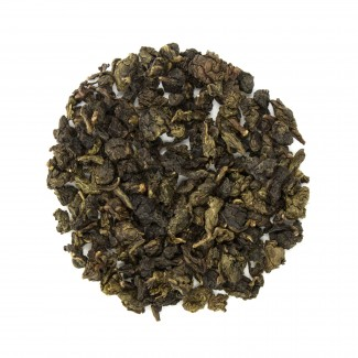 Traditional Ti Kuan Yin Oolong Tea - dry leaf
