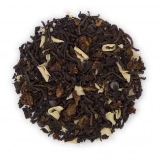 Chocolate Covered Strawberry Pu'erh Tea Dry Leaf