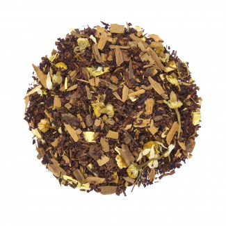 Hot Cider Honeybush Herbal Blend Dry Leaf