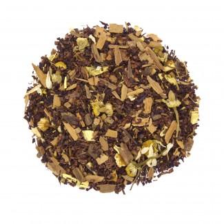 Hot Cider Honeybush Herbal Blend Dry Leaf