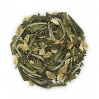 Lemon Lime Twist White Tea