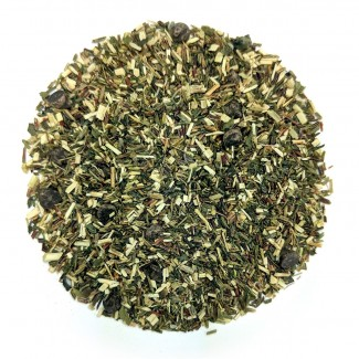 Chocolate Mint Green Rooibos Tea - Dry Leaf