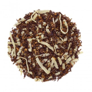 Coconut Custard Rooibos Tea Dry Leaf