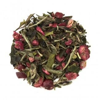 Cosmopolitan Loose Leaf White Tea Dry Leaf