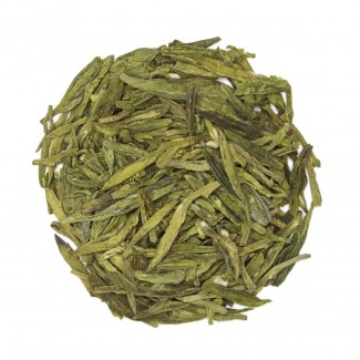 Dragon Well, 2015 Pre-Qing Ming, Green Tea Dry Leaf