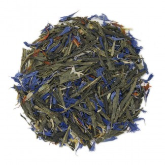 Earl Grey Organic Green Tea