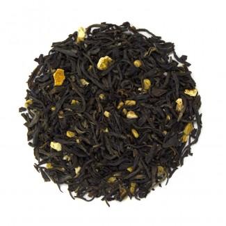 Old Fashioned Loose Leaf Black Tea Dry Leaf