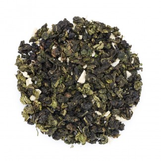 Pineapple Sage Oolong Tea - Dry Leaf