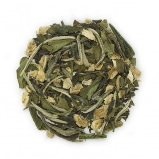Sweet_Orange_Organic_White_Tea_Dry_Leaf | Teas_Etc