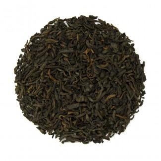 Whiskey Pu'erh Loose Leaf Tea Dry Leaf