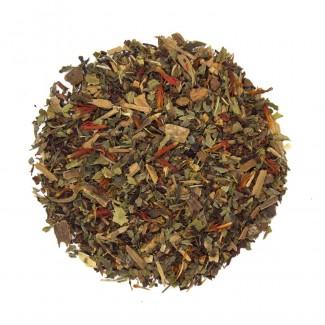 Winter Mint Rooibos Tea Dry Leaf