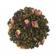 Tahitian Vanilla Rose Oolong Tea