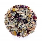Hibiscus Honey Functional Organic Herbal Tea