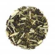 Mint Fusion Organic Black Tea - Sample