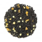 Orange Vanilla White Chocolate Black Tea - Sample