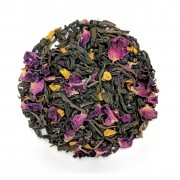 Turmeric Rose Organic Pu'erh Tea