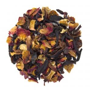 Raspberry Rose Petal Herbal Tea