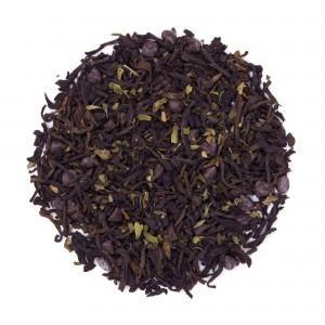Chocolate Mint Fusion Pu'erh Tea
