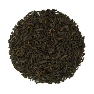 Butter Pecan Pu'erh Tea