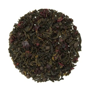 Cherries & Chocolate Pu'erh Tea