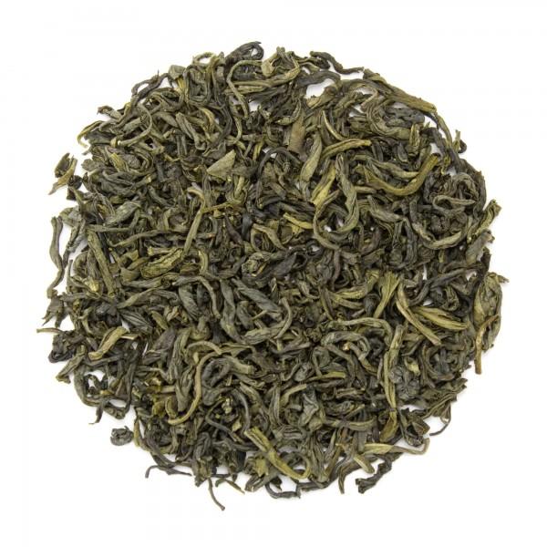 Spring Green Organic Green Tea (Guo Lu First Grade Organic)