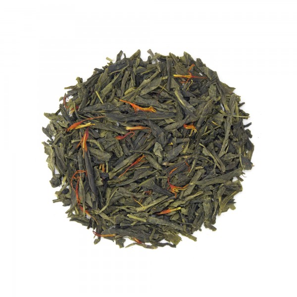 Mandarin Orange Sencha Green Tea