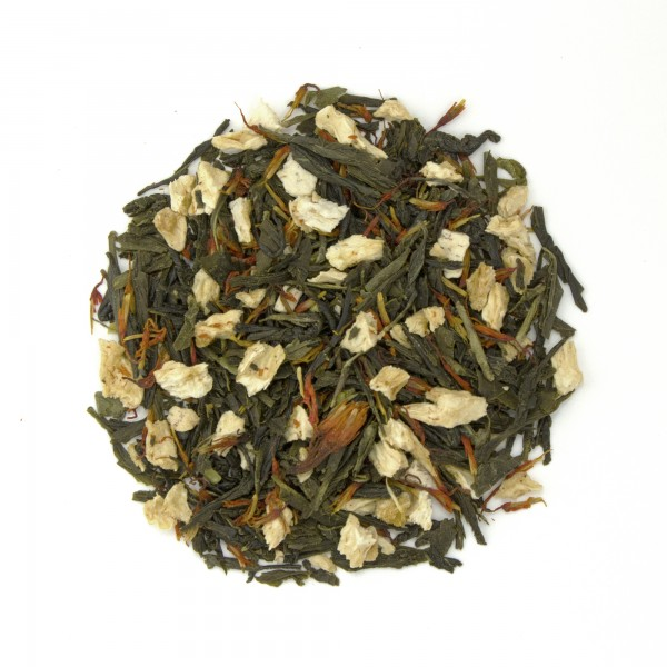 Tropical Mist Sencha Organic Green Tea