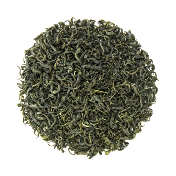 Vietnamese Green Tea - dry leaf