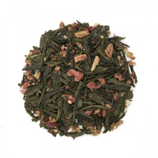 Strawberry Kiwi Green Tea