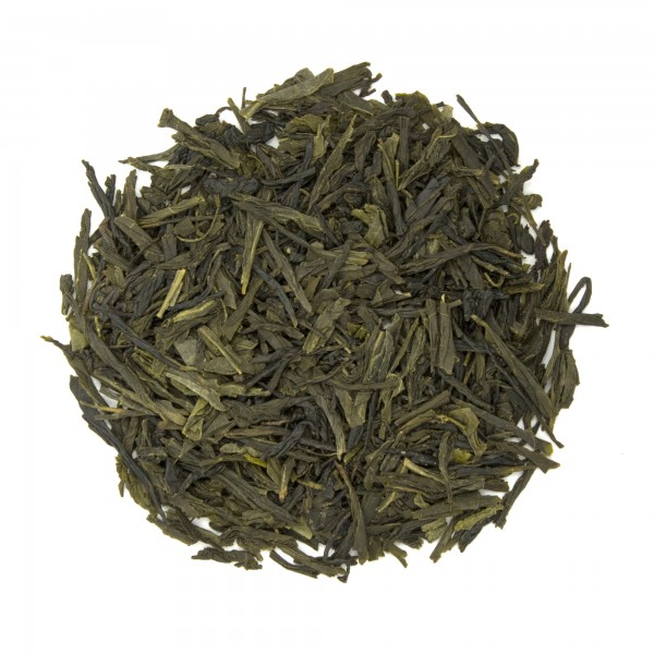 Vanilla Wafer Organic Green Tea