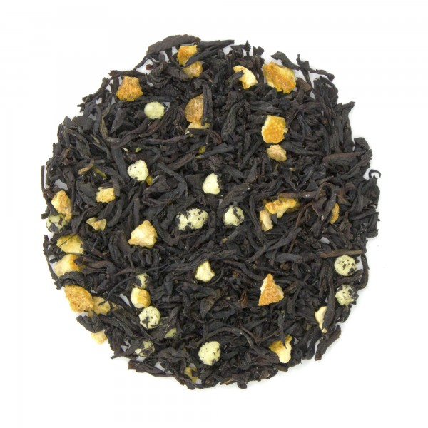 Orange Vanilla White Chocolate Black Tea