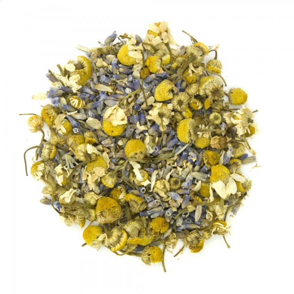 Chamomile Lavender Organic Herbal Tea Dry Blend