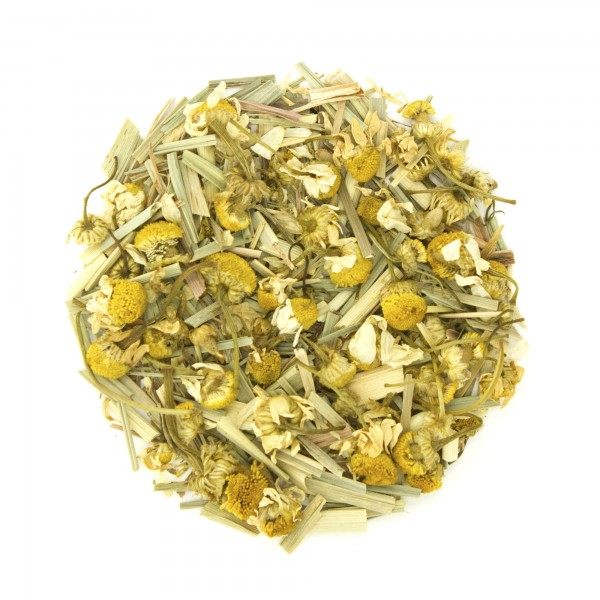 Chamomile Lemongrass Organic Herbal Tea Dry Blend