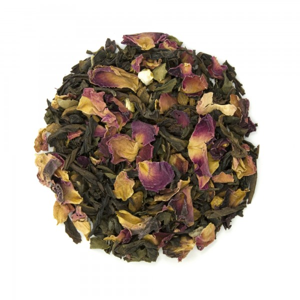 Holiday Orange Spice Oolong Tea