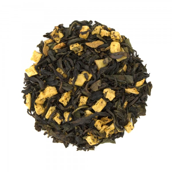 Cinnamon Apple Oolong Tea