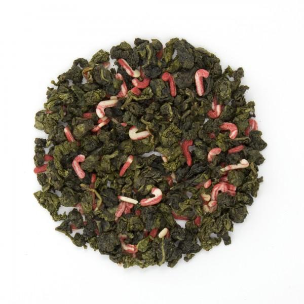 Peppermint Frost Oolong Tea