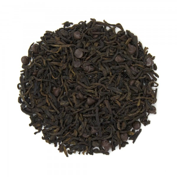 Chocolate Pu'erh Tea Dry Leaf